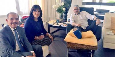 Vargas Maldonado apoya reformas planteadas por el Conep