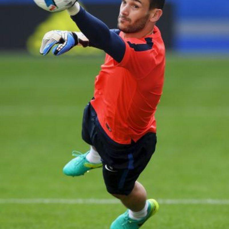 Hugo Lloris es seguido por Real Madrid y Manchester United Foto:Getty Images