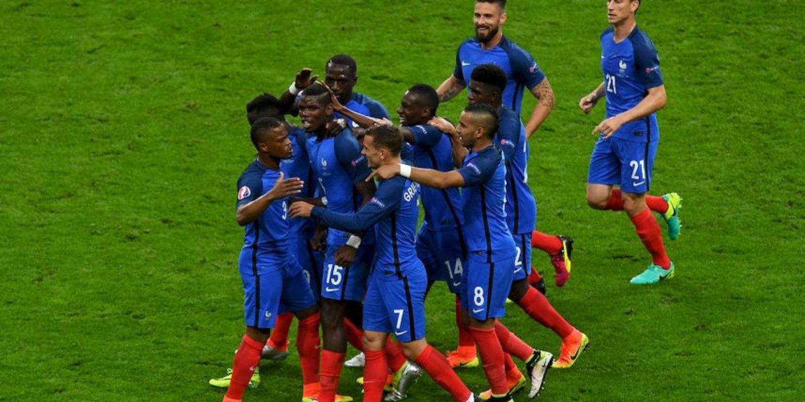 Francia intentará hacer valer su condición de local para ir nuevamente en busca del título y así celebrarlo con su gente Foto:Getty Images