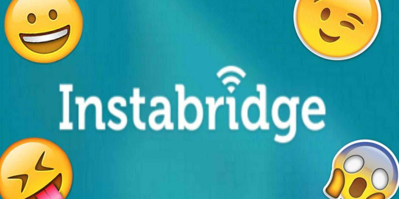 Su nombre es Instabridge. Foto:Instabridge/Edición