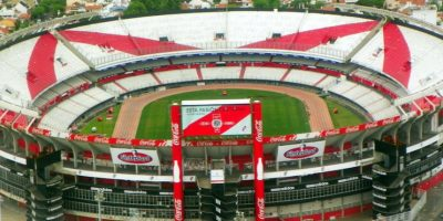 Estadio Monumental de Argentina Foto:Getty Images