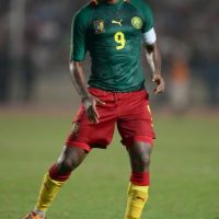 Samuel Eto'o, futbolista camerunés. Foto:Getty Images