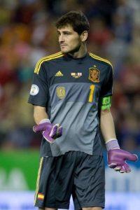 Casillas pagó en mayo de 2014 dos millones de euros a Hacienda de España por una inspección. Foto:Getty Images