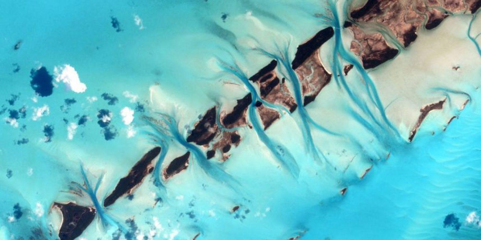 Diversos sitios desconocidos de la Tierra Foto:NASA