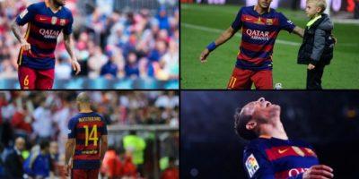 Los otros 4 jugadores de Barcelona con problemas legales en 2016