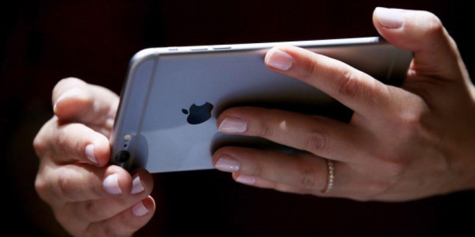 La mujer estuvo recibiendo mensajes de texto por parte de su hija Foto:Getty Images