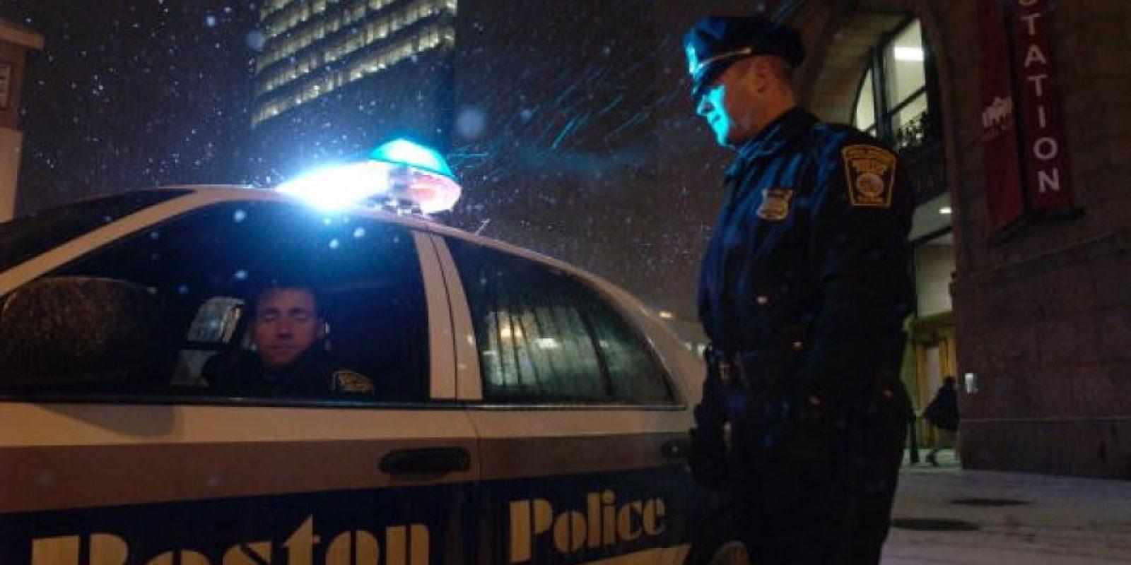Mientras las autoridades revisaban el dinero, recibieron una llamada del dueño Foto:Getty Images