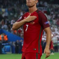 Cristiano Ronaldo solo ha marcado dos goles en el torneo Foto:Getty Images
