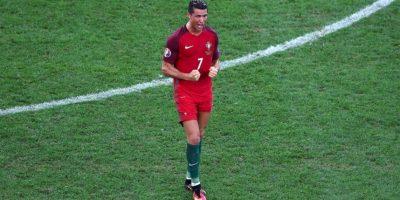 Y mandó a guardar el penal en la serie ante Polonia, en cuartos de final Foto:Getty Images