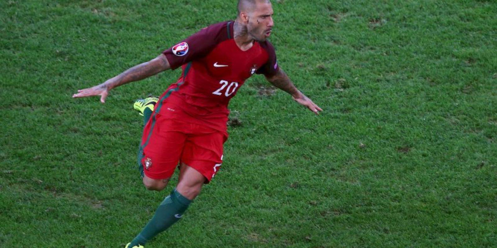 Portugal, por su parte, venció a Polonia en penales para avanzar de rond Foto:Getty Images