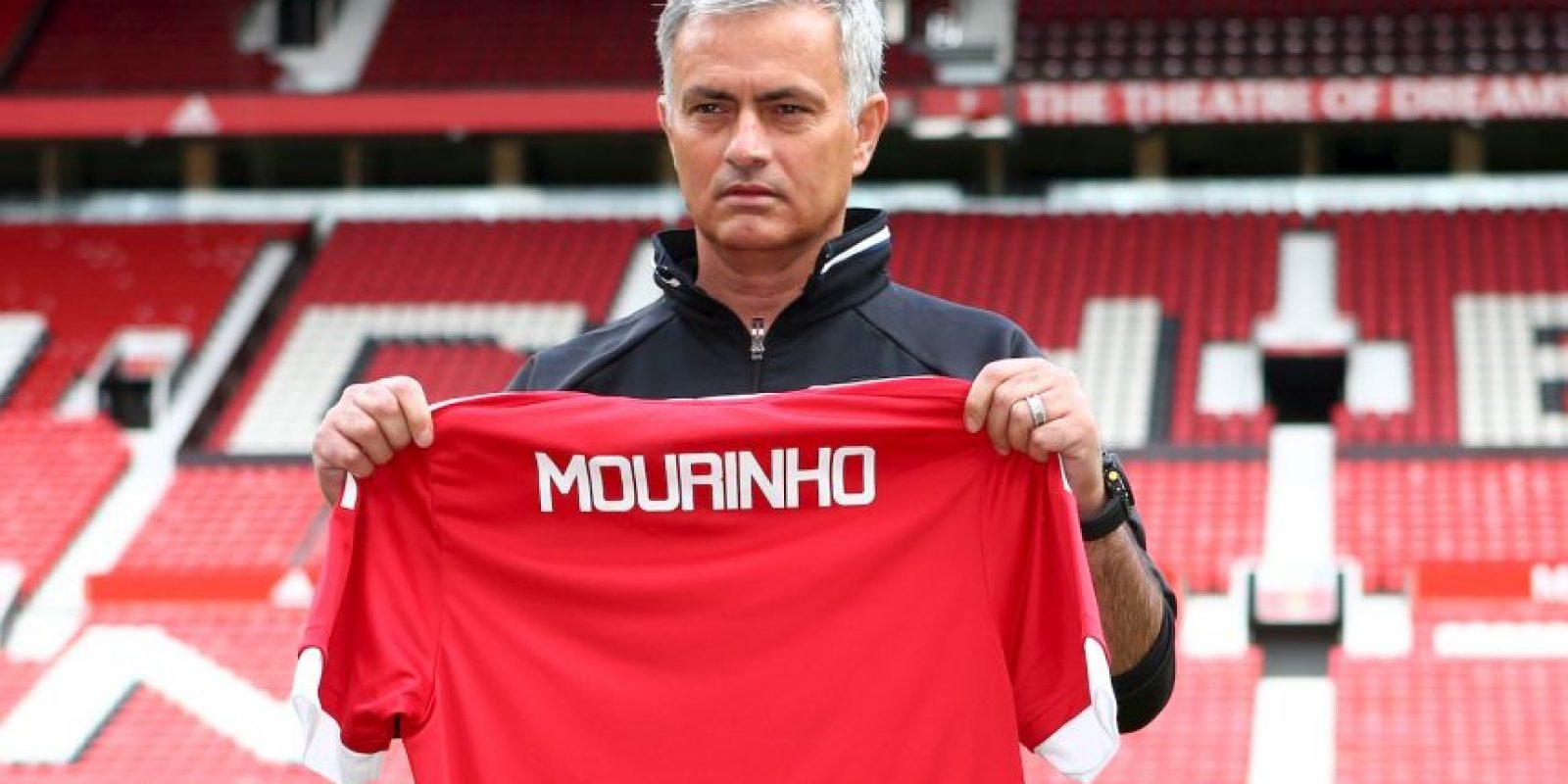 Mourinho llega a encender Manchester con su fichaje en el United Foto:Getty Images
