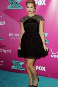 Demi Lovato también tuvo problemas de anorexia y adicciones. Foto:vía Getty Images