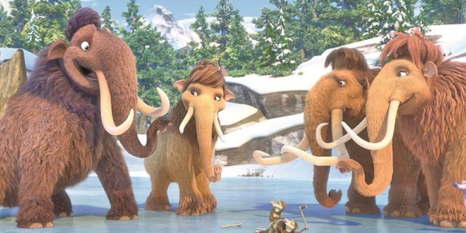 La cinta animada llegará a la pantalla grande en formato 3D y doblada al español. Foto:Cortesía 20th Century Fox