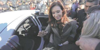 Medida cautelar contra Cristina