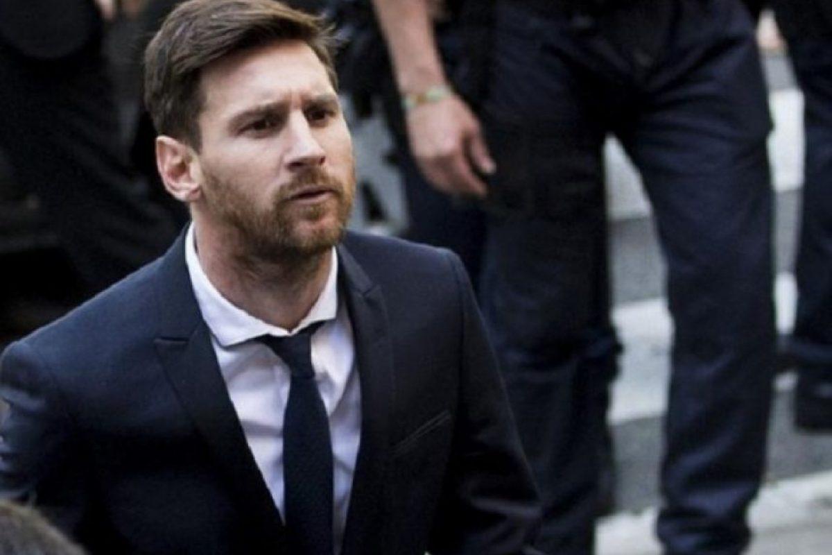 Leo Messi y Oscar Pistorius tendrán que enfrentar condenas ante la ley Foto:Fuente externa