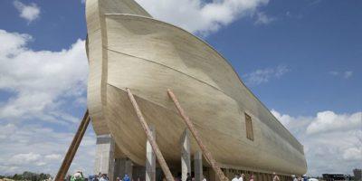 """¿Como en la Biblia? """"Arca de Noé"""" costó 100 millones de dólares"""