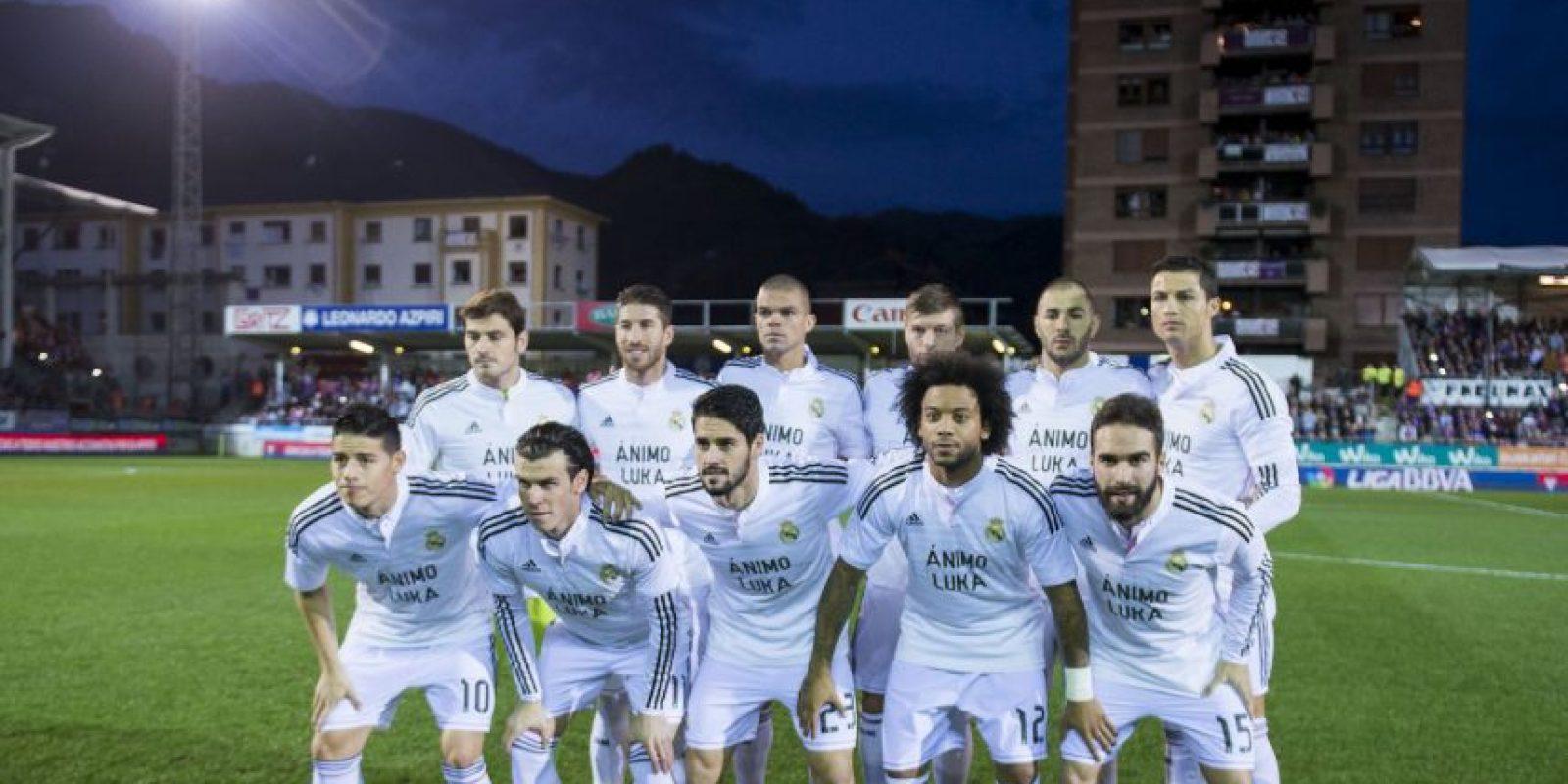 En el Madrid suele ser más alto que Karim Benzema Foto:Getty Images