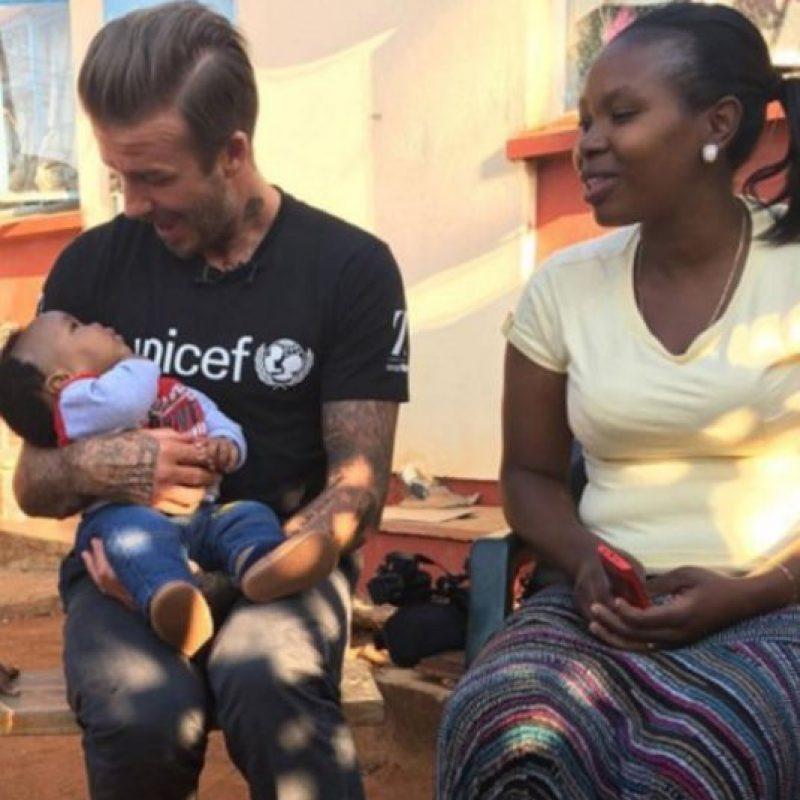David Beckham Foto:Instagram