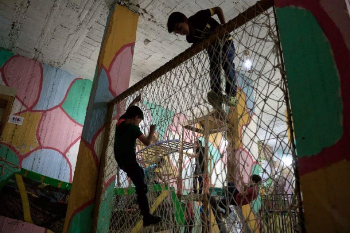 Algunos más mueren por bombardeos militares Foto:AFP