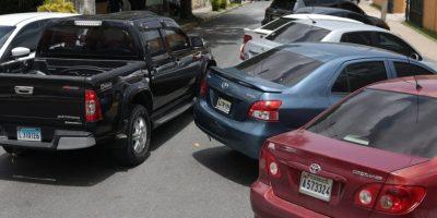 Los parqueadores, otra amenaza a la seguridad