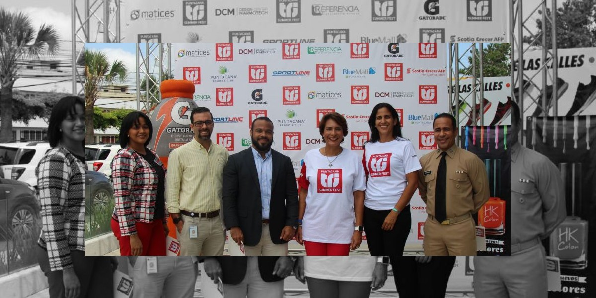 Punta Cana Tri Summer Fest suma a Gatorade en su 6ta edición