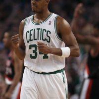 Paul Pierce. Recordado con Boston, ha jugado las últimas campañas con Brooklyn, Washington y Clippers Foto:Getty Images