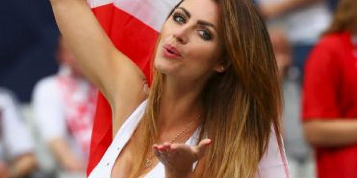 Las aficionadas más guapas de la Eurocopa de Francia 2016