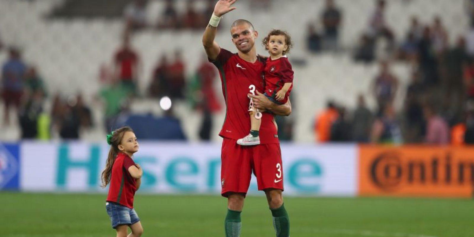 Pepe también busca el primer título a nivel de selecciones Foto:Getty Images