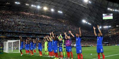 Ahora su último escollo en el camino al título será Portugal Foto:Getty Images