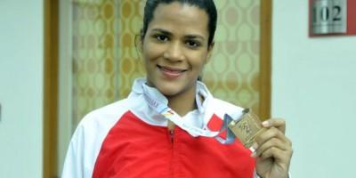 Esgrimista Rossy Félix no podrá asistir a Juegos Olímpicos de Río