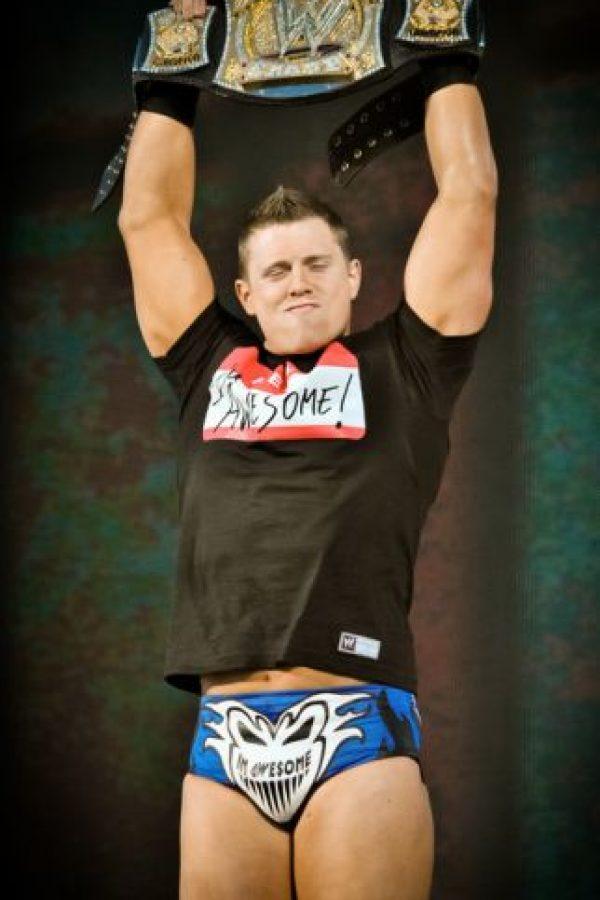 Muchos aseguran que tiene gran carisma Foto:WWE