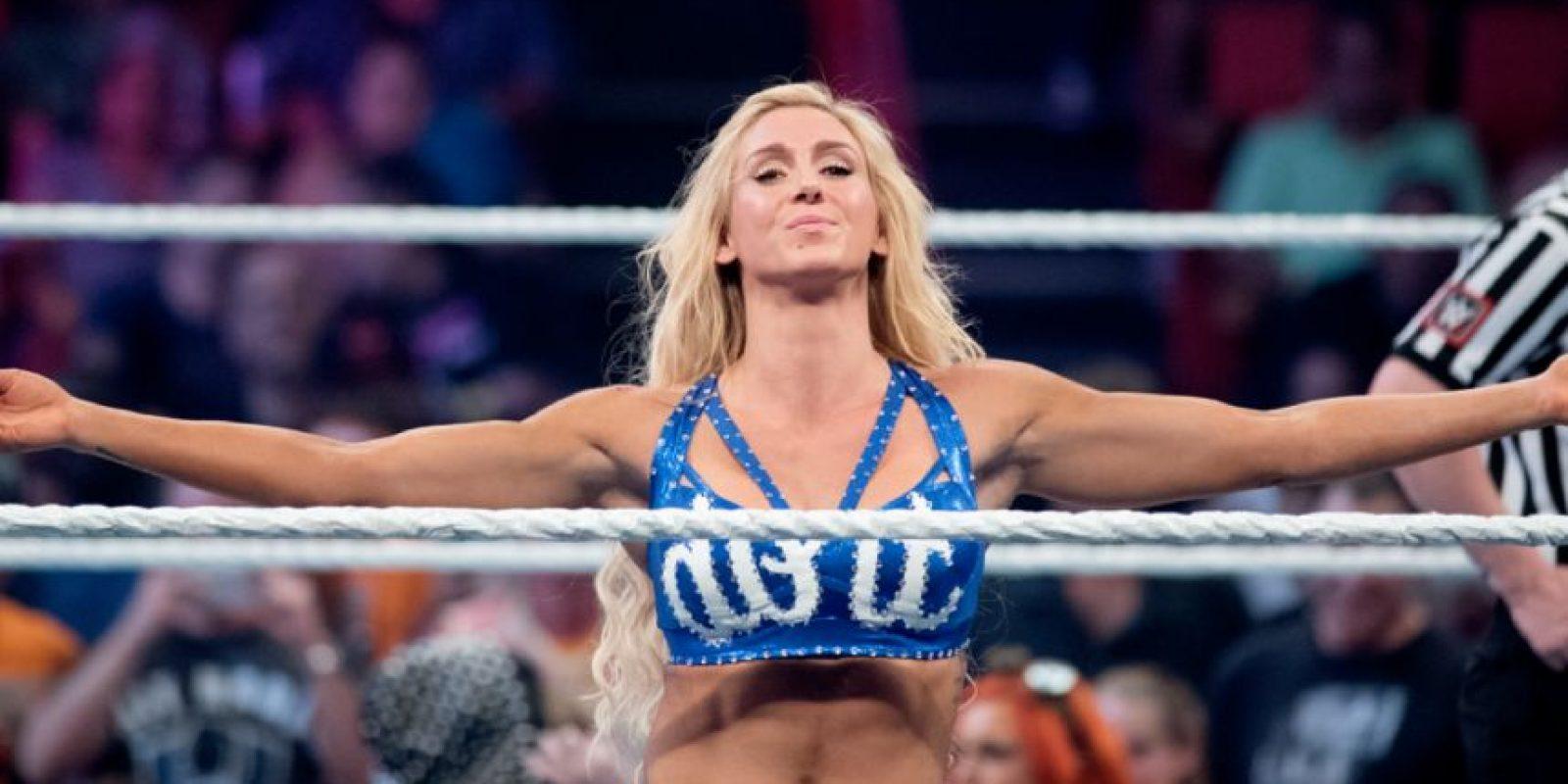 Ha molestado que necesitó la ayuda de su padre para llegar al Campeonato Femenino de WWE Foto:WWE