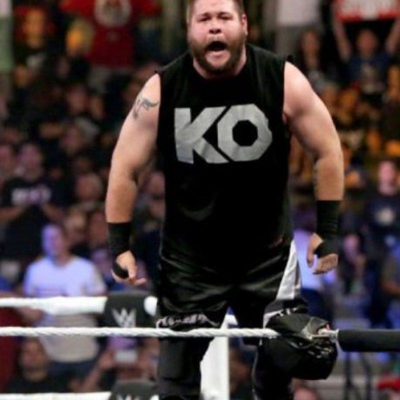"""Pero odiado por el papel de """"heel"""" que le ha dado la WWE Foto:WWE"""