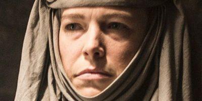 """Ella era (porque Cersei la mandó a torturar en venganza) la Septa Unella en """"Game of Thrones"""". Foto:vía HBO"""