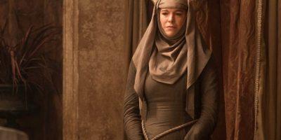 Pero Hannah Waddingham no es así en la vida real. Foto:vía HBO