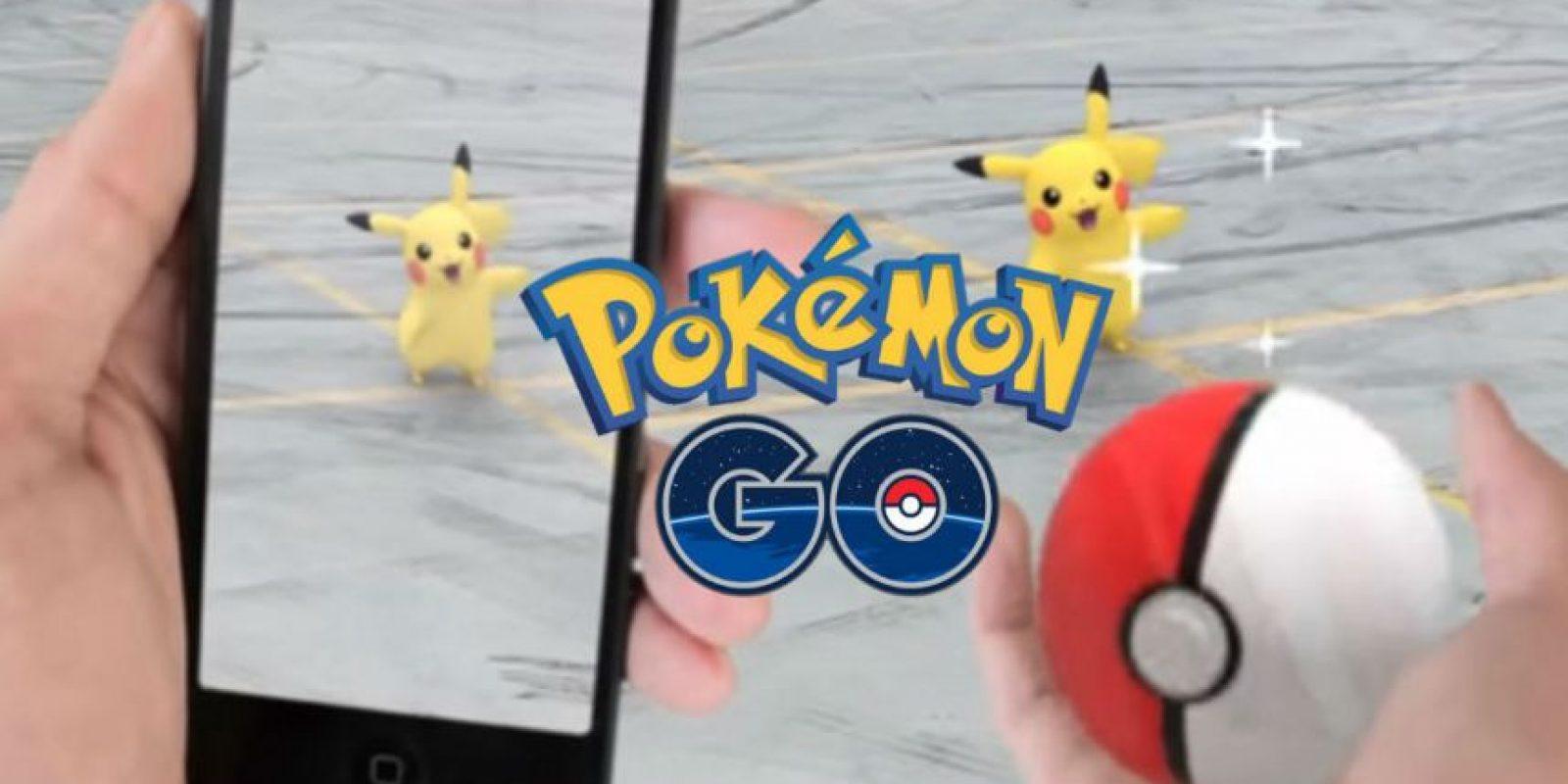 Pokémon Go está causado furor en el mundo entero. Foto:Pokémon Go