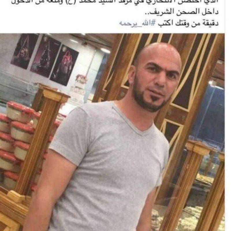Las redes sociales recuerdan al héroe que dio su vida por salvar a otros cientos de personas Foto:Twitter.com