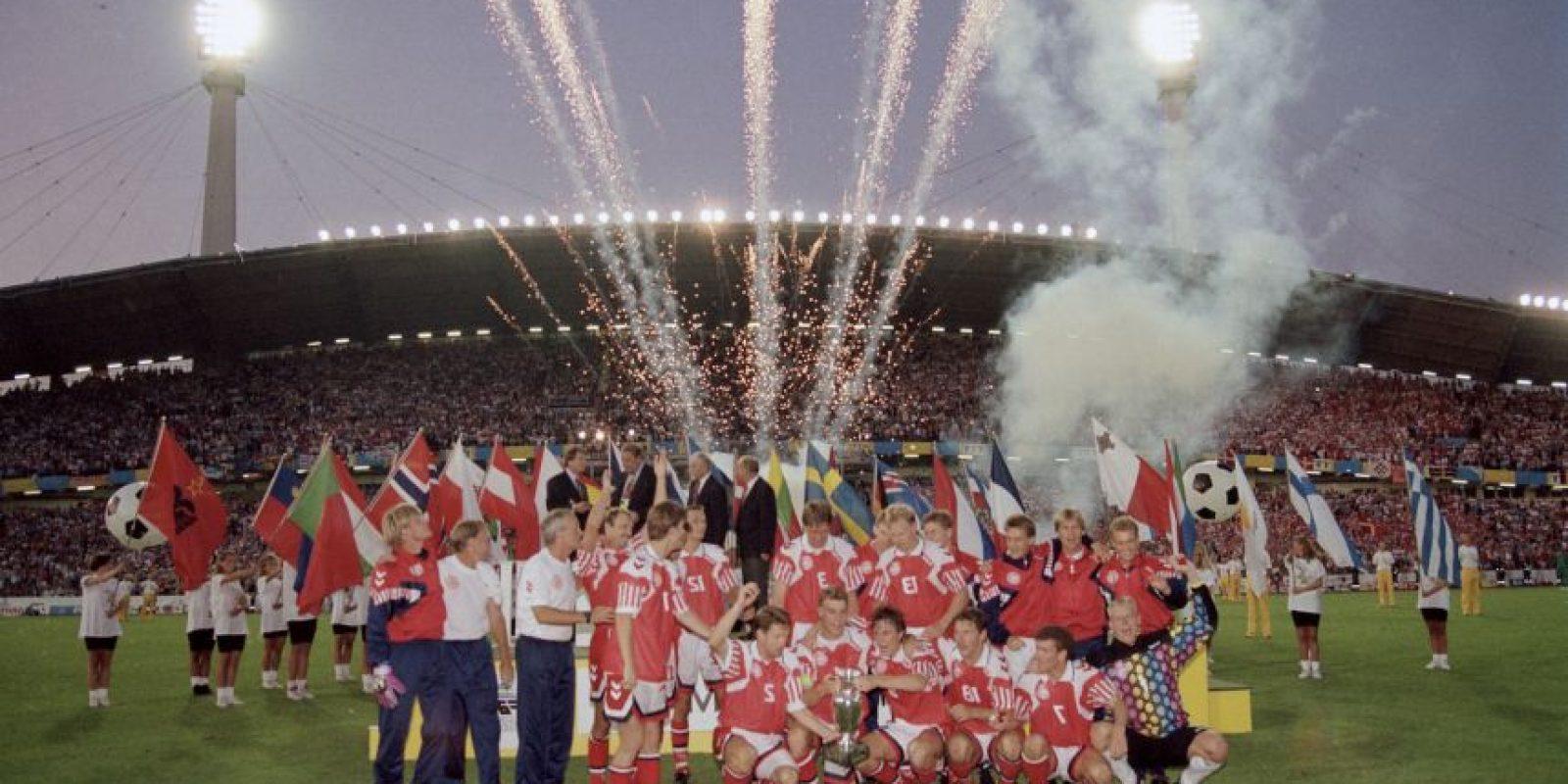 Dinamarca – 1 título (1992) Foto:Getty Images
