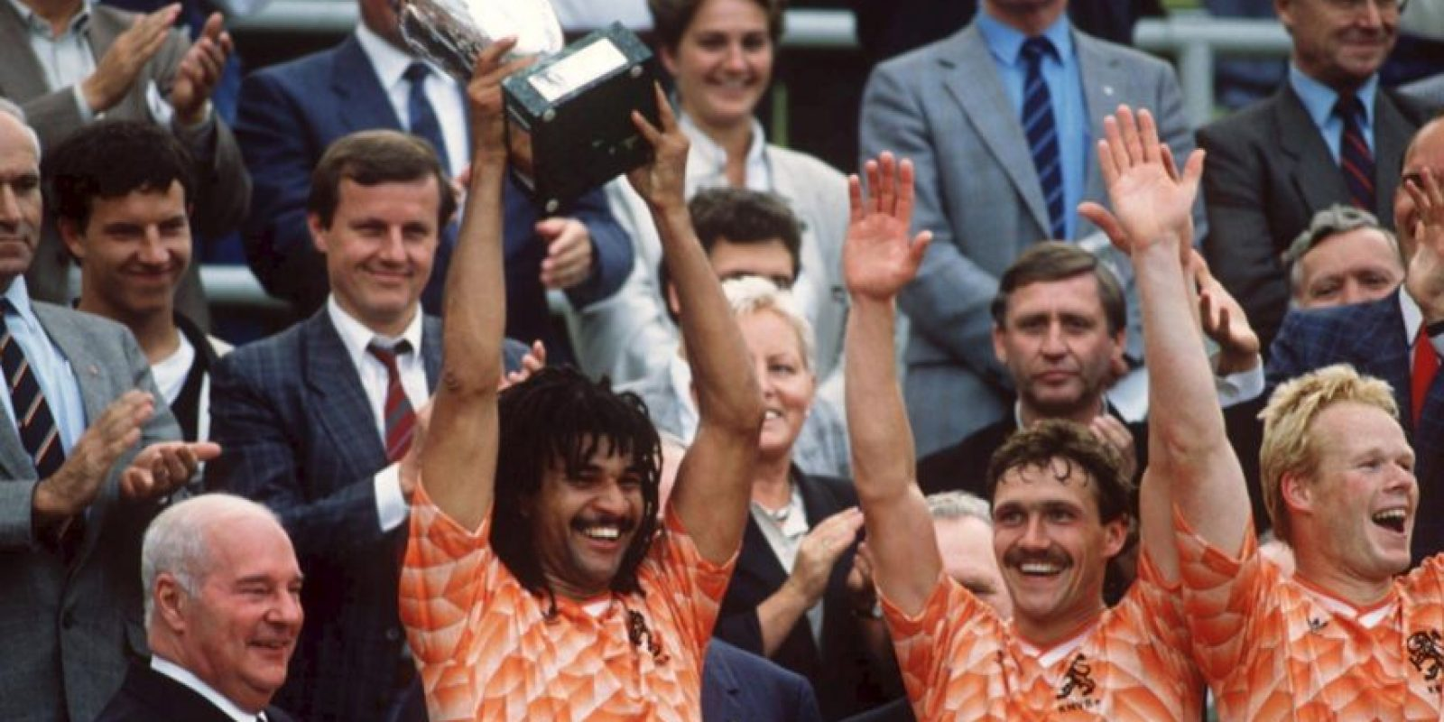 Holanda – 1 título (1988) Foto: Getty Images