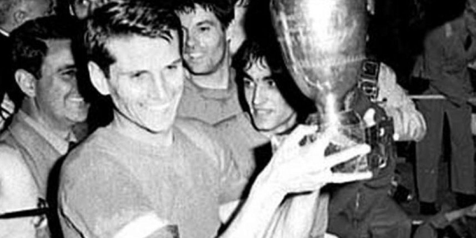 Italia – 1 título (1968) Foto:Getty Images