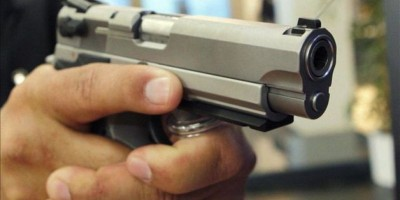 Presunto asaltante cae abatido al enfrentar patrulla policial en SDE