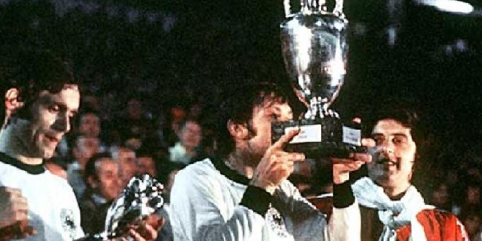 República Checa – 1 título (1976) Foto:Getty Images