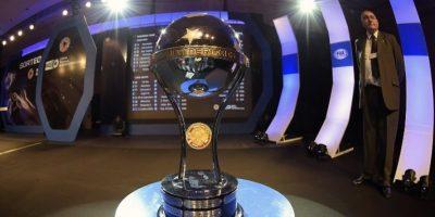 La Copa Sudamericana tendrá su sorteo en Chile Foto:AFP