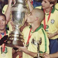 Brasil, también, venció a Bolivia en 1997 y le quitó la Copa América en su casa Foto:AFP