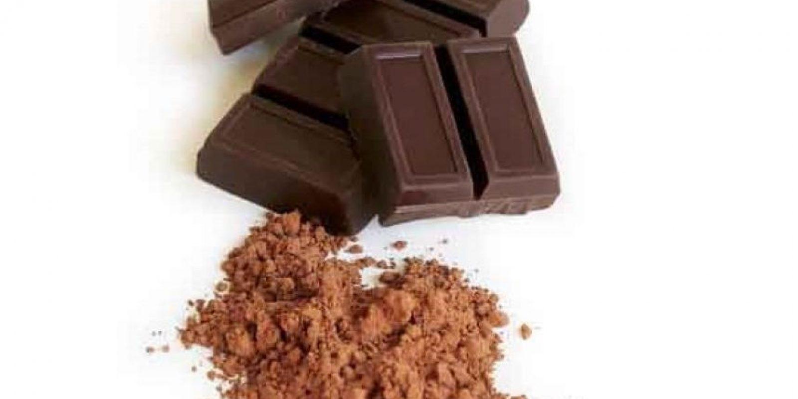 Chocolate Foto:Fuente Externa