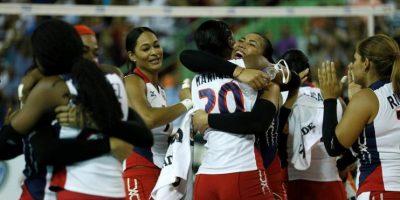 """Las """"Reinas del Caribe"""" ganadoras de la final de la Copa Panamericana"""