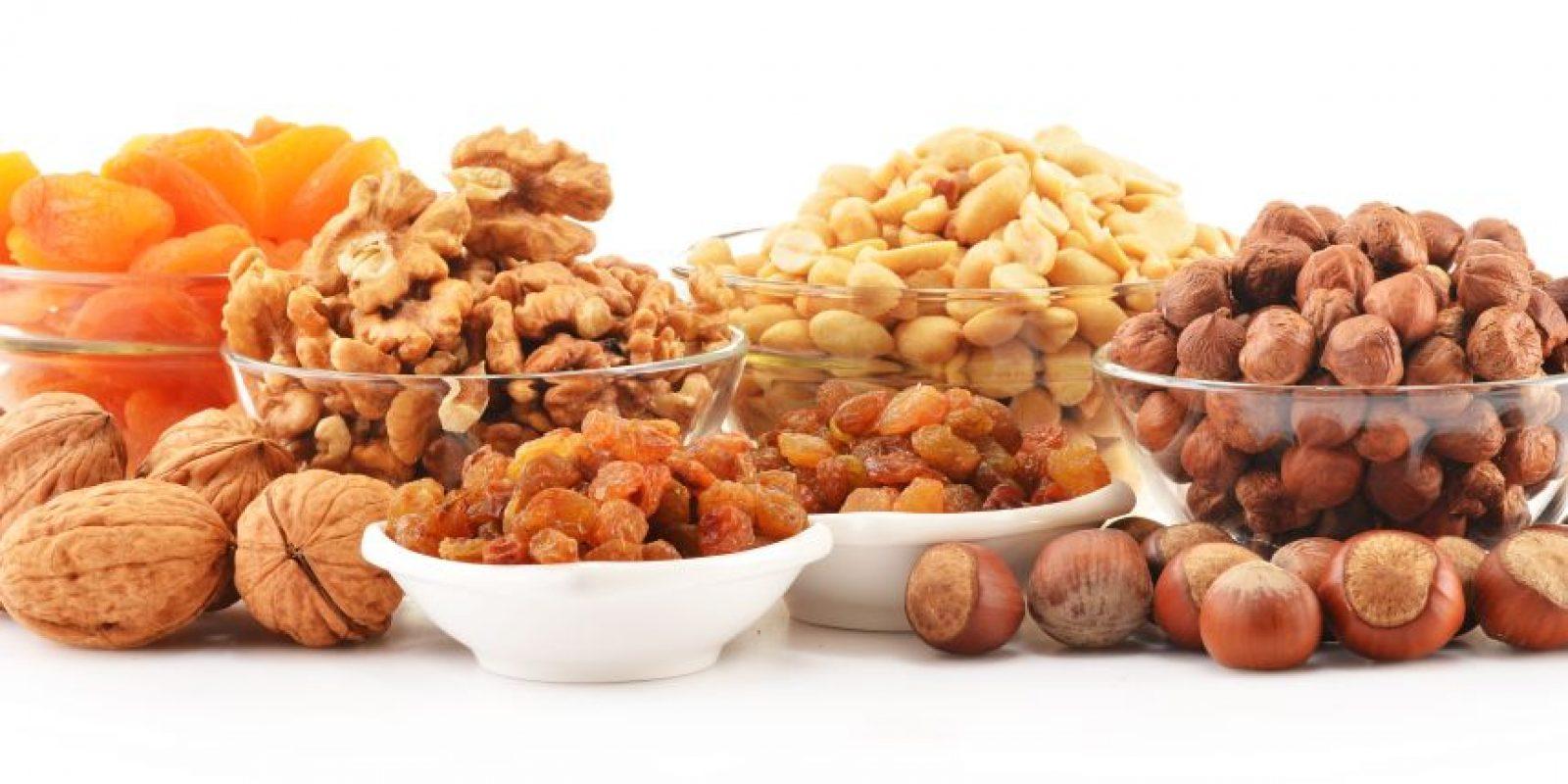 Frutos secos Foto:Fuente Externa