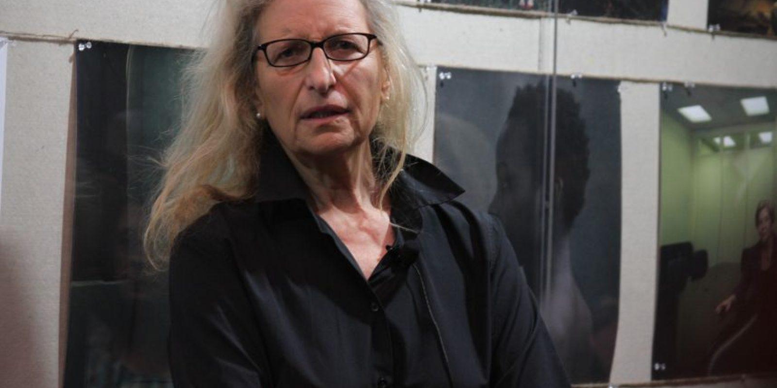 Annie Leibovitz Foto:Fuente Externa