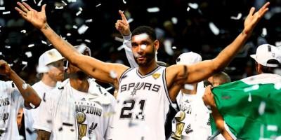 Tim Duncan dice adiós a la NBA