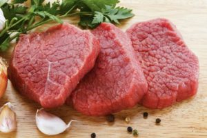 Carne magra Foto:Fuente Externa